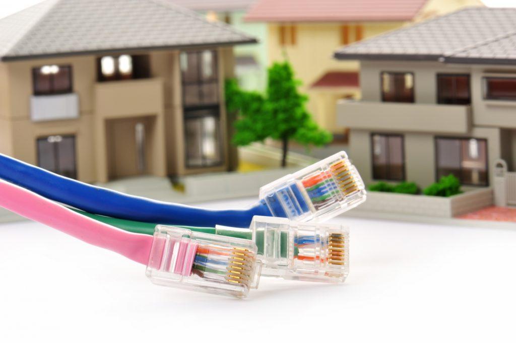有線LANのイメージ